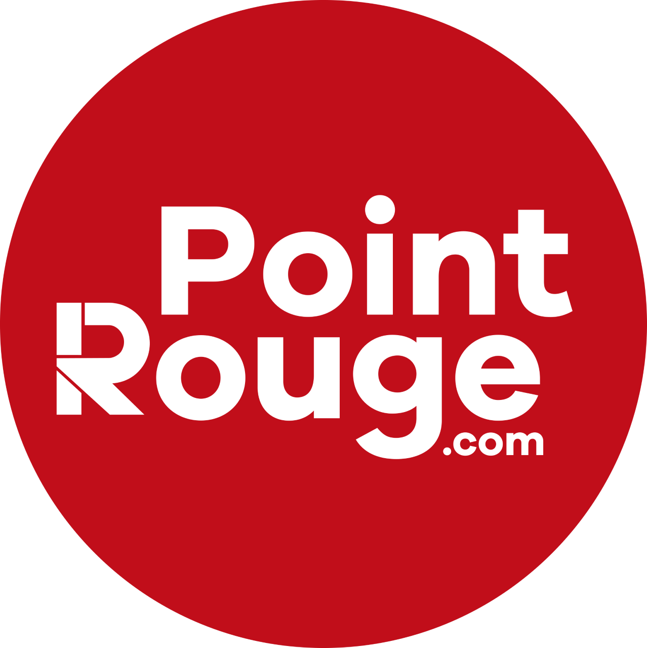 logo point rouge