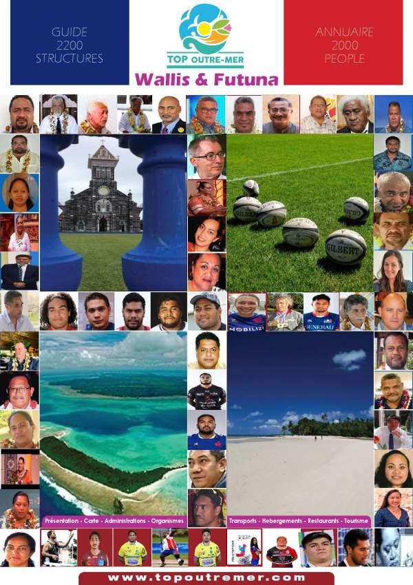 Top Outre-mer Wallis et Futuna-consultation et commande