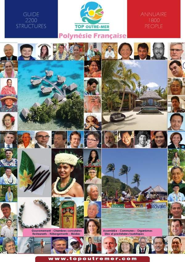 Top Outre-mer Polynésie 2020-consultation et mises à jour