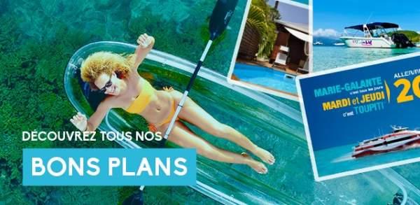 Les Îles de Guadeloupe: un Archipel...cinq  destinations en une