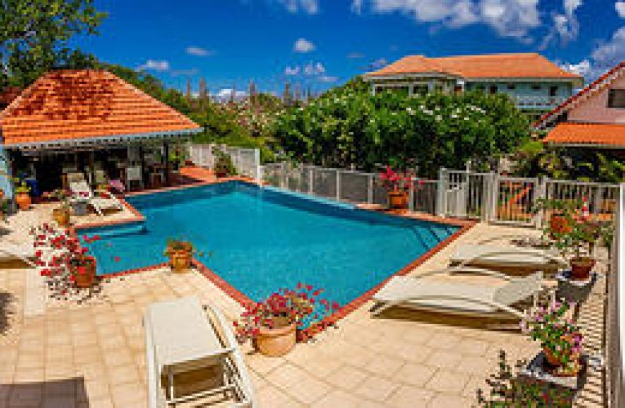 Hôtel Frégate bleue-Le François-Martinique