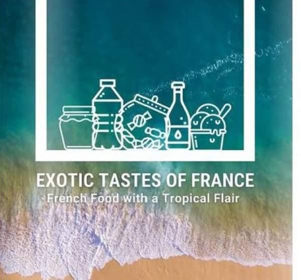 9 entreprises antillo-guyanaises dans Exotic Taste of France pour l