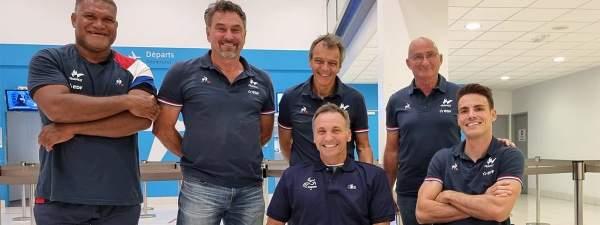 Nouvelle-Calédonie, les athlètes handisport sont prêts pour les Jeux