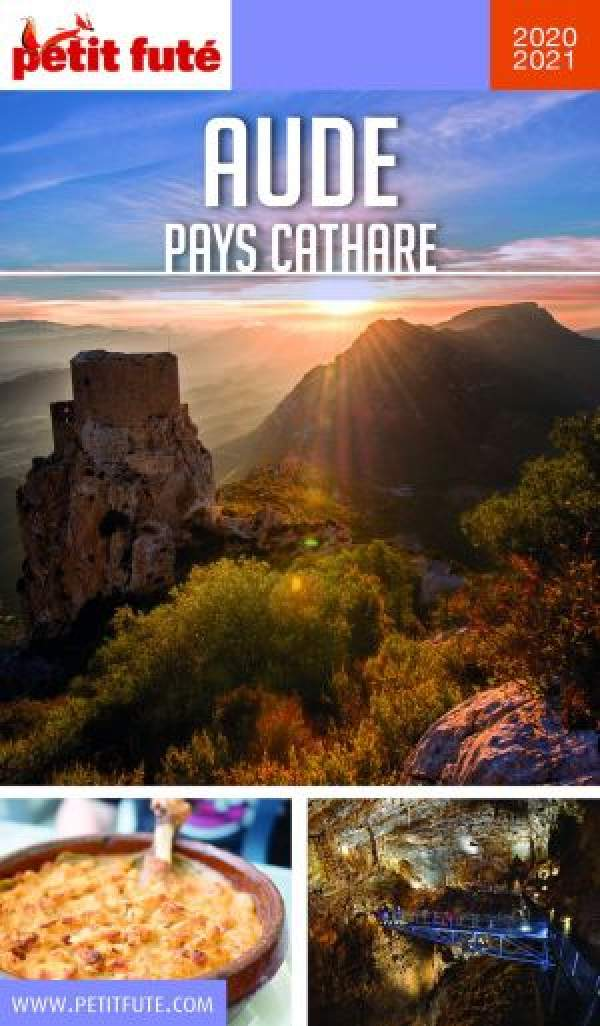Petit Futé Aude-Pays Cathare 2020/2021