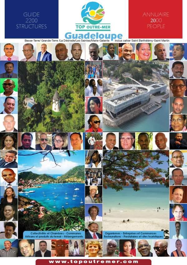 Top Outre-mer Guadeloupe-consultation- Mises à jour- commandes
