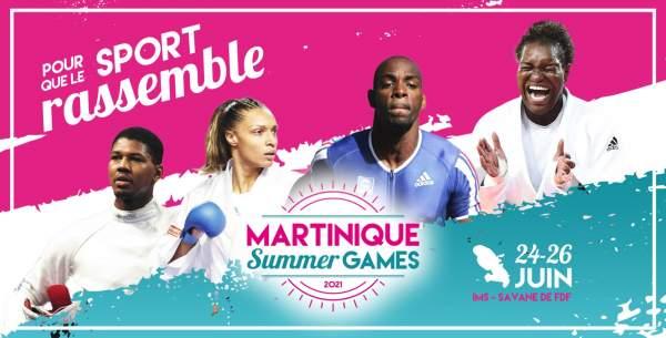 Martinique Summer Games-24/25/26 juin 2021