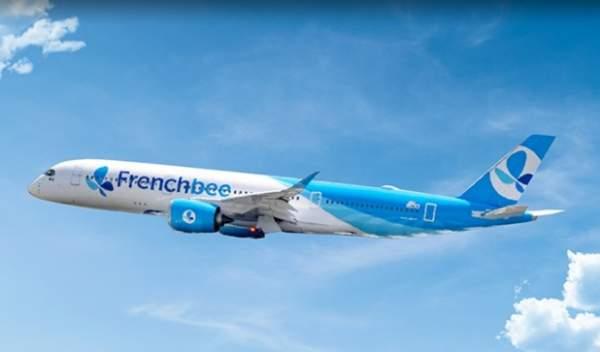 FRENCH BEE: programme des vols pour la Réunion.