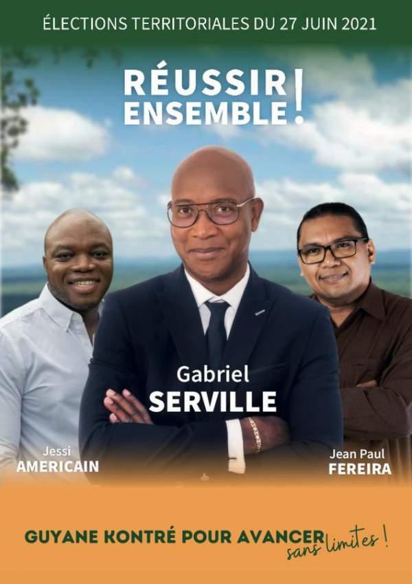 Élections régionales Guyane -2eme tour: Gabriel Serville crée la surprise et s