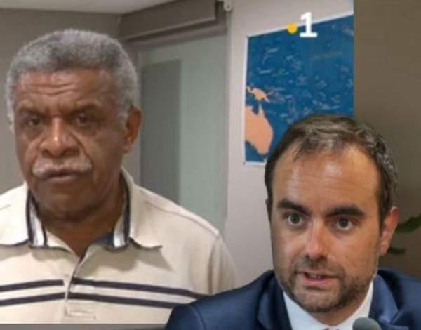 Sébastien Lecornu se félicite de l'entrée en fonctions prochaine du 17e gouvernement calédonien, présidé par Louis Mapou, et appelle à un échange rapide   sur les principaux sujets d'actualité