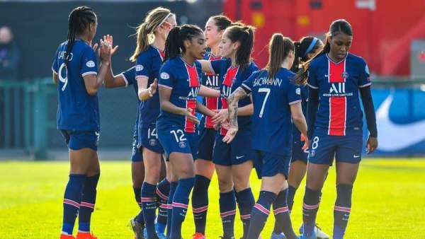 1/2 de finale ligue des champions femmes- Barcelone/Chelsea en finale