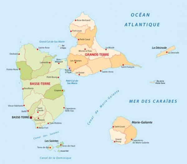 Sébastien Lecornu annonce le soutien financier du ministère des Outre-mer  à 11 projets locaux en Guadeloupe pour près de 7 millions d'euros