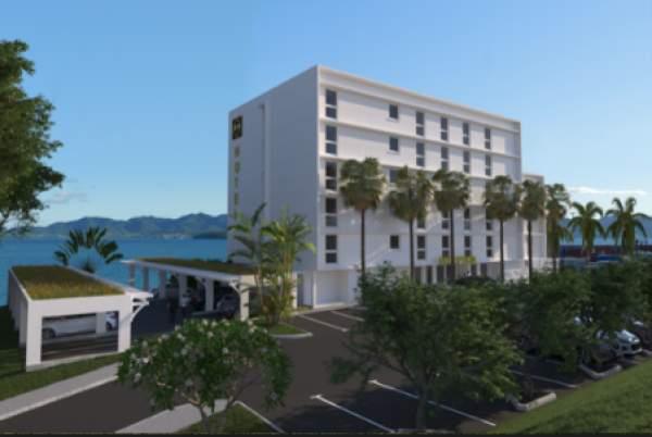 Nouvelle destination ensoleillée ! B&B HOTEL pose ses valises en Martinique et prépare l'ouverture de son premier hôtel caribéen à Fort-de-France avec vue sur mer