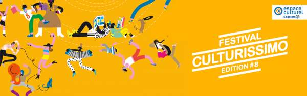 Festival Culturissimo Leclerc-1/2 juillet 2021-programme La Réunion