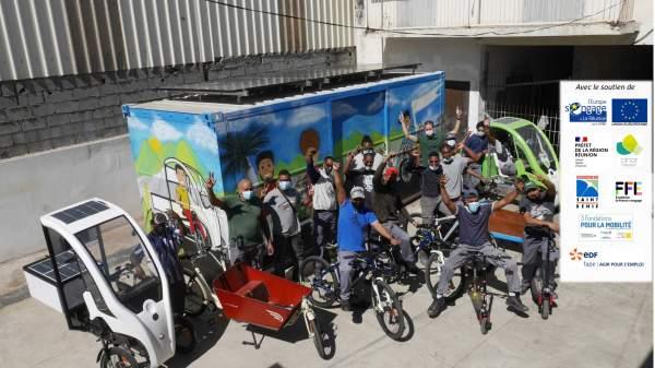 Doctibike : la solution pour réparer vos batteries électriques ...ouvre une agence à la Réunion.