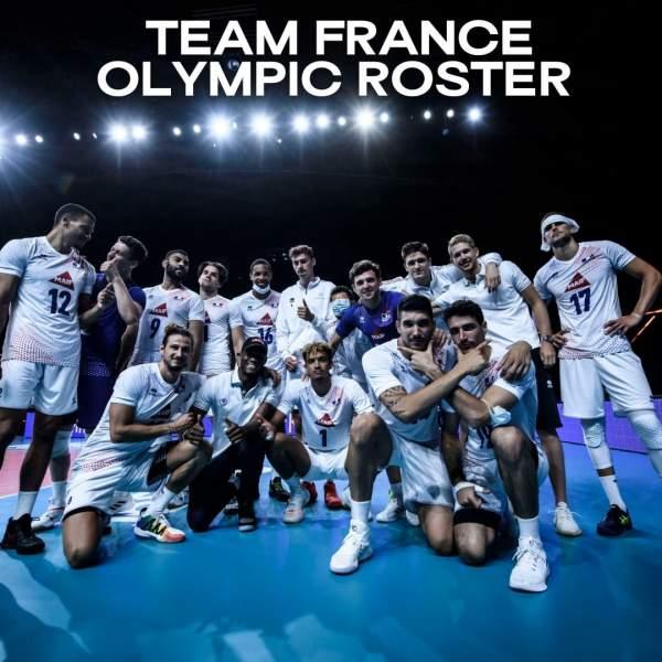 Euro volley 2021 Résultats et classements: L