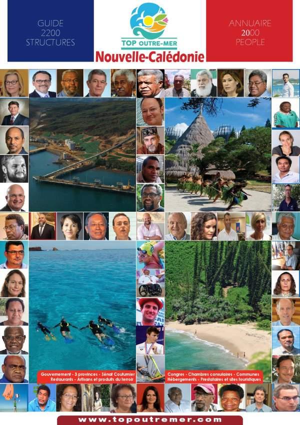 Top Outre-mer Nouvelle-Calédonie 2021-consultation et mises à jour