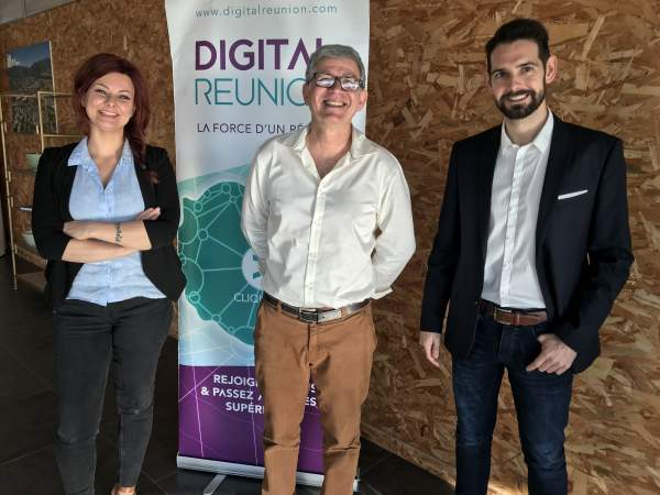 Un nouveau Directeur pour Digital Réunion