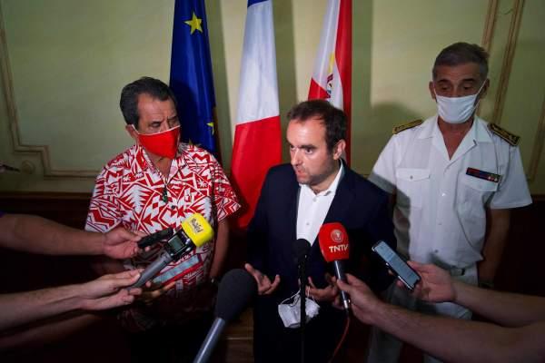 Agenda Sebastien Lecornu- ministre des Outre-mer -semaine du 26 juillet 2021