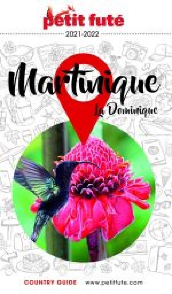 Petit Futé Martinique-la Dominique 2021-2022