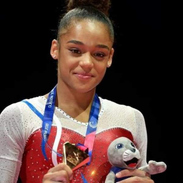 Mélanie de Jésus Dos Santos (Martinique)médaille d