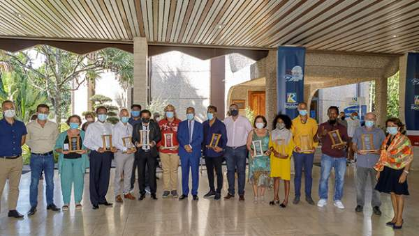 Conseil Départemental : 11 Réunionnais reçoivent le Prix Départemental du Mérite