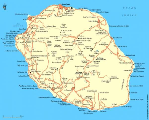 Sébastien Lecornu annonce le soutien financier du ministère des Outre-mer  à 9 projets locaux à La Réunion pour près de 11 millions d'euros