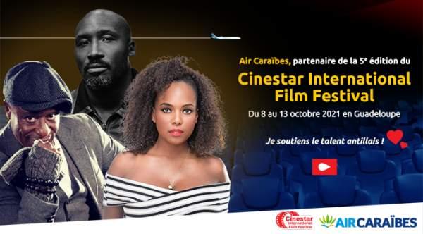 5ème édition du Cinestar International Film Festival, du 8 au 13 octobre 2021