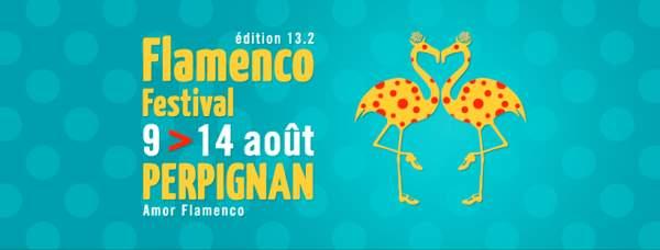 Festival Flamenco Perpignan 9/14 aout 2021