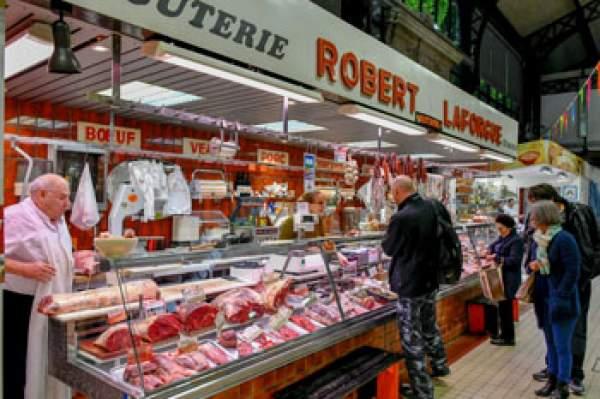 Le marché de Narbonne parmi les plus beaux marchés de France