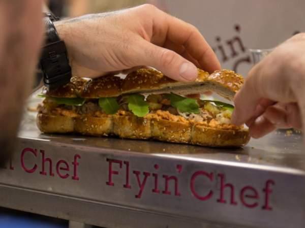 Burgers toqués: les candidats en lice pour la finale.