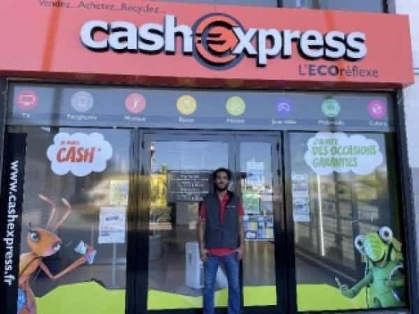 OUVERTURE CASH EXPRESS GUADELOUPE : Le 1er magasin d'achat-vente d'occasion sur l'île